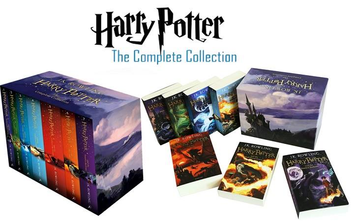 Harry Potter Audiobook free download - Full collection