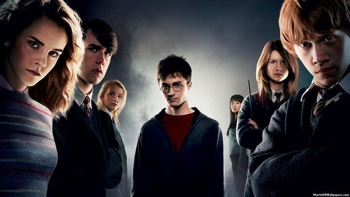 Harry Potter and The Order of the Phoenix Audiobook Full Free Download