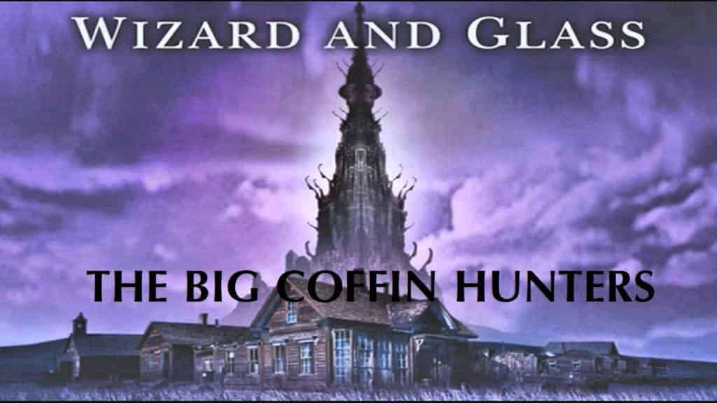 Wizard and Glass Audiobook - The Dark Tower Audiobook IV by Stephen King
