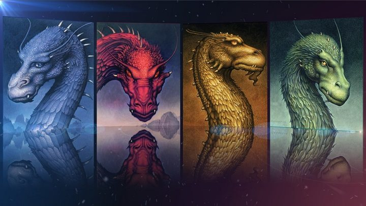 Eragon Audiobook - The Inheritance Cycle full 4 books by Christopher Paolini