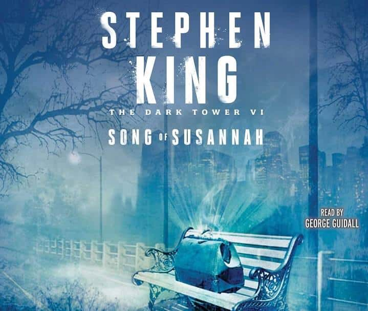 Song of Susannah Audiobook - The Dark Tower Audiobook VI