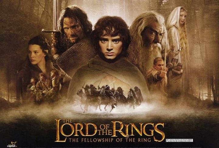 The Fellowship of the Ring Audiobook - The Lord of the Rings I by J.R.R. Tolkien