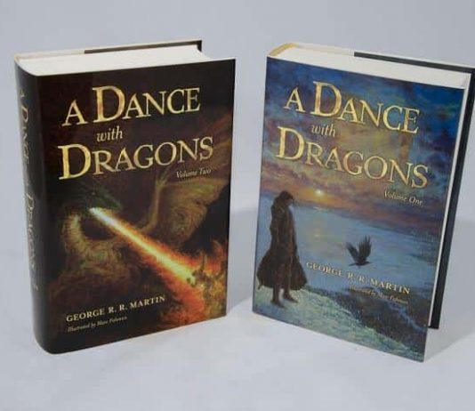A Dance with Dragons Audiobook free download