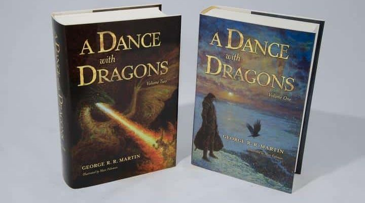 A Dance with Dragons Audiobook – A Song of Ice and Fire 5