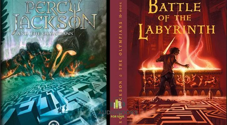 The Battle of the Labyrinth Audiobook Free – Percy Jackson 4