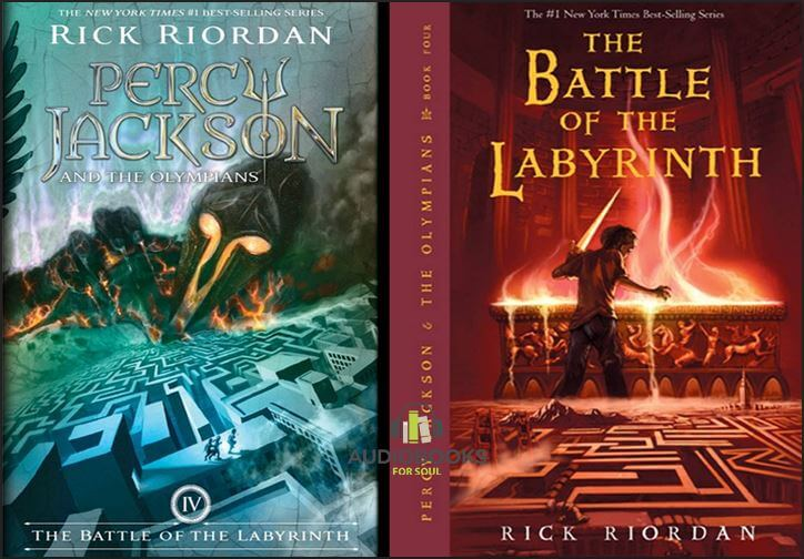 The Battle of the Labyrinth Audiobook Free - Percy Jackson Audiobook 4