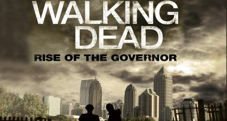Rise Of The Governor Audiobook – The Walking Dead 1