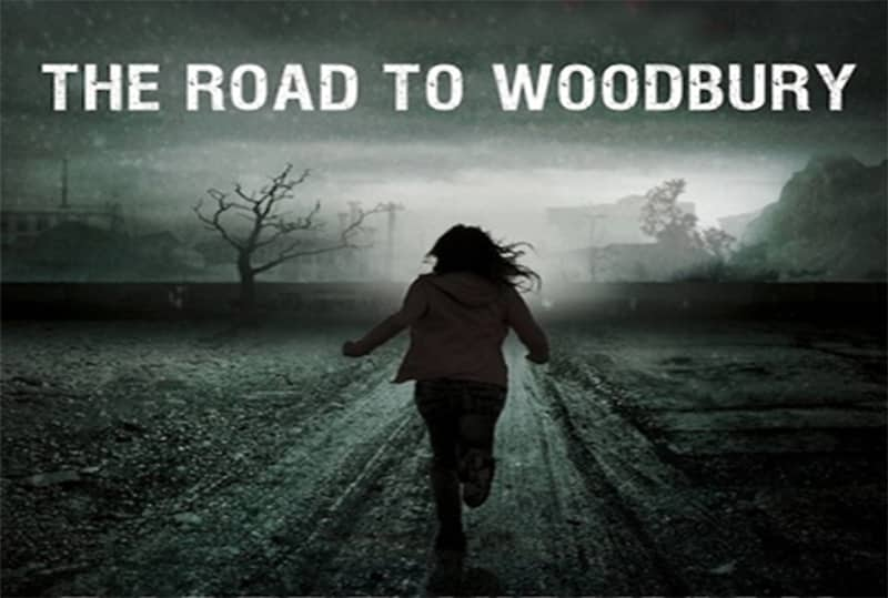 The Walking Dead - The Road to Woodbury - Audiobookforsoul
